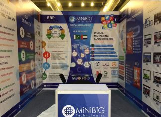 MiniBig Tech in Lahore Expo