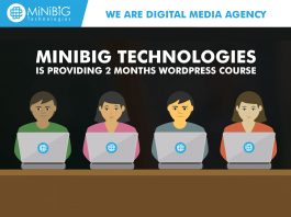 Learn Everything About WordPress - Gear up Your Career with Minibigtech