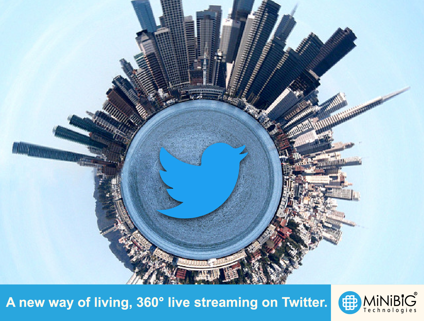 A New Way Of Living 360-degree Video Live Streaming On Twitter