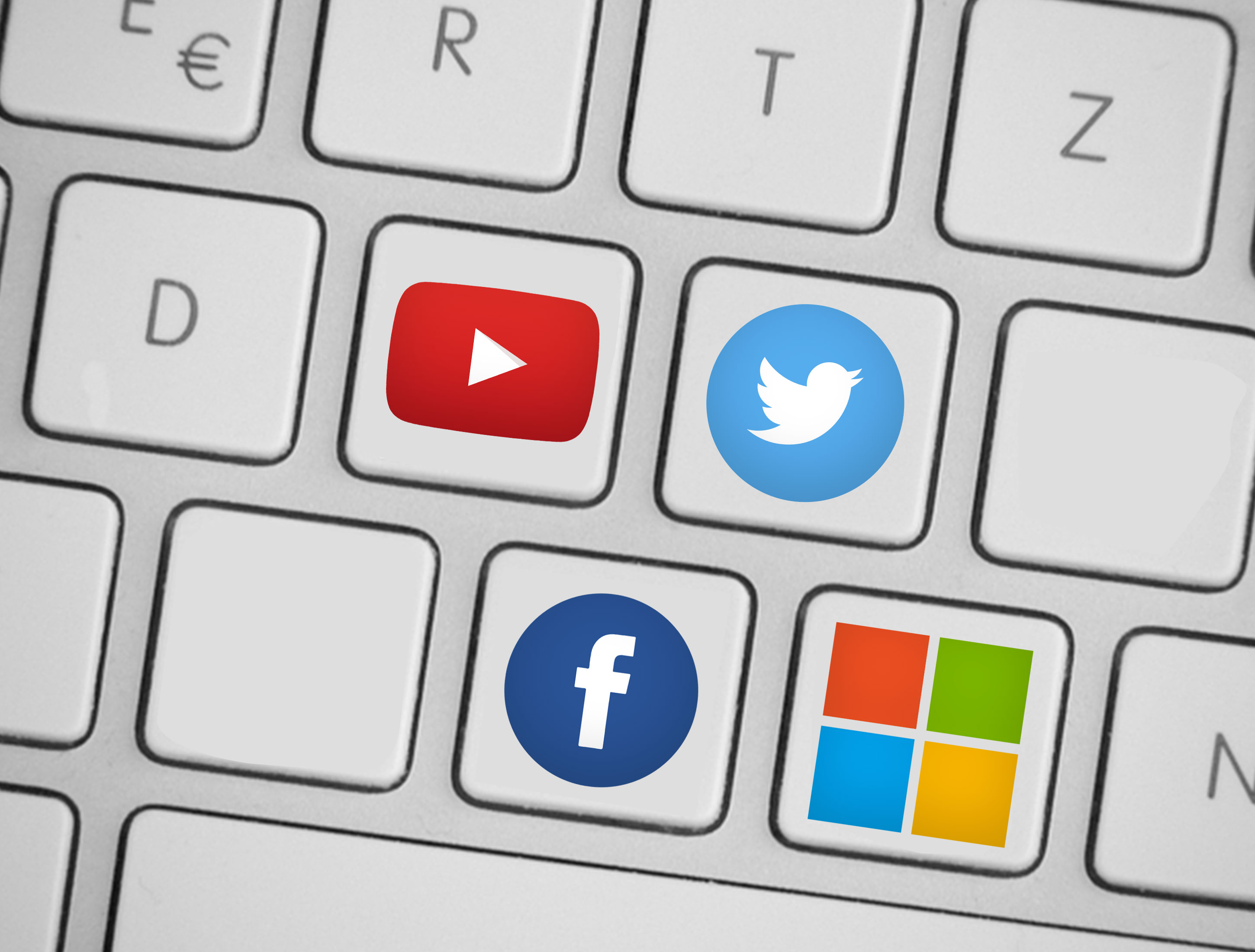 Facebook, Twitter, Microsoft And Google, Joined Hands To Eradicate Violent Activities From Social Media