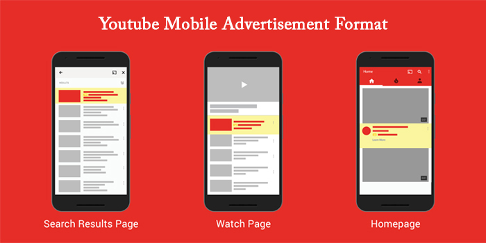 Youtube Mobile Advertisement format Screenshot