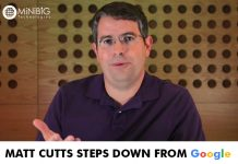 Matt Cutts Steps Down from Google